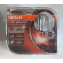 Ксеноновая лампа D1S OSRAM Xenarc 66140 XNB NIGHT BREAKER UNLIMITED +70% DuoBOX