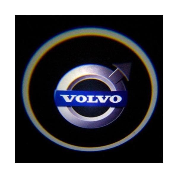 светодиодные логотипы volvo