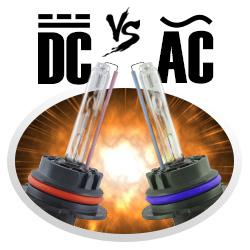 Как качественно «засветиться» на дороге, или В чем отличие между AC и DC ксеноном